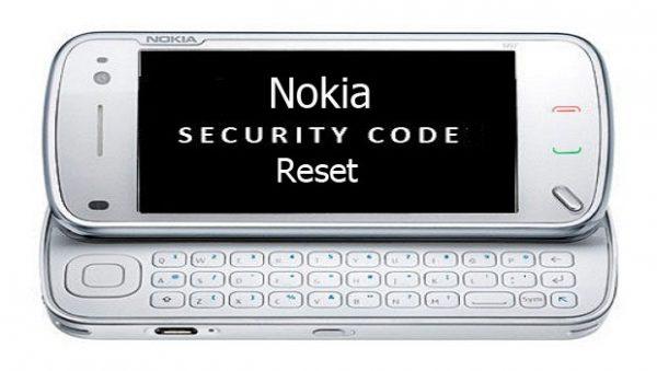 How to Reset Forgotten Nokia Security Code ~ vpsfix com