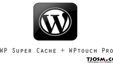 WP Super Cache and WPtouch Pro