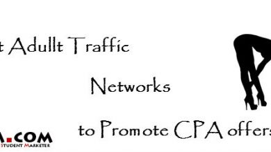 CPA Adult ad network
