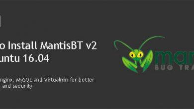 Install-MantisBT-Ubuntu