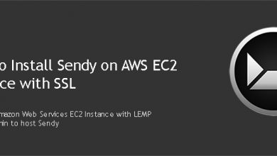 install Sendy on AWS