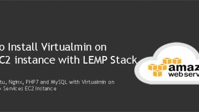 Install Virtualmin on AWS EC2