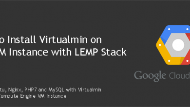 Install Virtualmin on GCP VM Instance