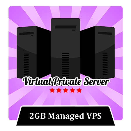 2GB Managed VPS