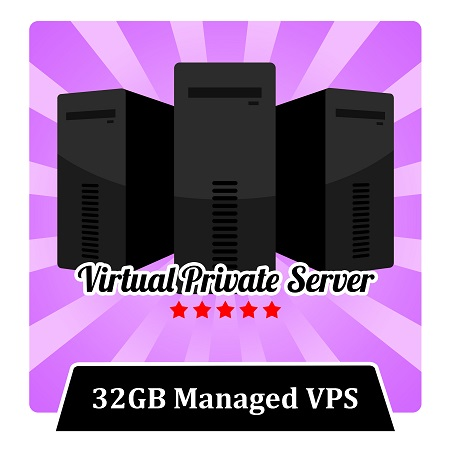 32GB Managed VPS