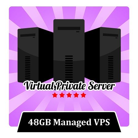 48GB Managed VPS