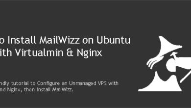 Install MailWizz on VPS