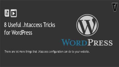 8 Useful .htaccess Tricks