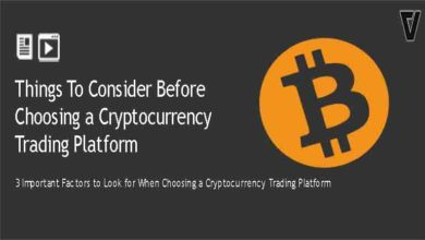 Things To Consider Before Choosing a Cryptocurrency Trading Platform